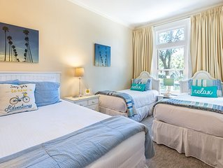 Executive Access Home! Beach District - South of 30A Steps from Beach Club