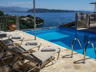 Kalami Sunlight - New villa with stunning sea view