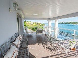 CAP EST appartement avec vue sur la baie