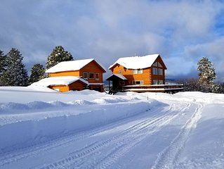Make your Christmas ski reservations now! ASK ABOUT SPECIAL RATES IN JANUARY!