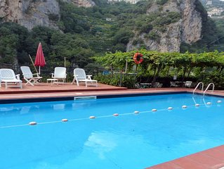 MAGNOLIA - HOLIDAY APARTMENT - RAVELLO/ATRANI - AMALFI COAST