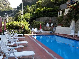 PRIMULA - HOLIDAY APARTMENT - ATRANI - AMALFI COAST