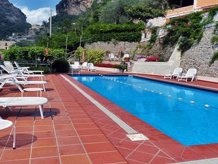 VIOLETTA - HOLIDAY APARTMENT - RAVELLO/ATRANI - AMALFI COAST