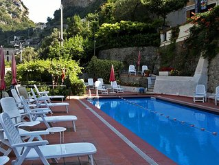 CACTUS - HOLIDAY APARTMENT - RAVELLO/ATRANI - AMALFI COAST