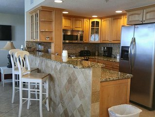 Clearwater Beach 3 Bedroom Waterfront Condo