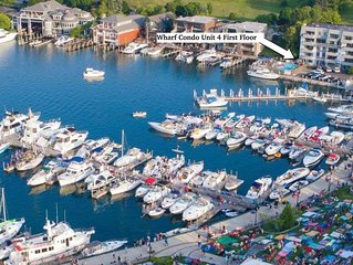 Perfect Charlevoix Condo on Water