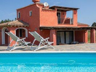 Villa Maddalena con piscina privata