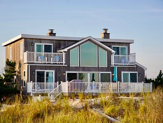 Oceanfront Home, Views from Each Room, Spectacular Sunrises and Sunsets