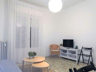 Appartamento grande e comodissimo, vicino al centro