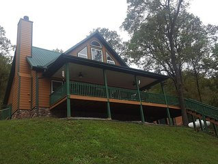White River Retreat, World Class Trout Fishing,Kayaking,Hiking, or just relaxing