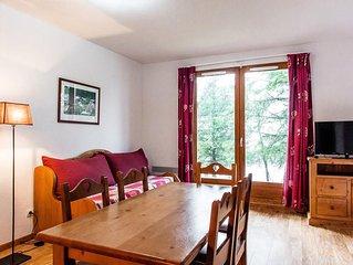 Residence Le Bois De La Reine*** - 2 Pieces Cabine 4/6 Personnes