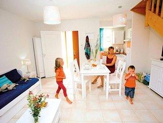 Residence Odalys Le Domaine de L'Ocean - Maisonnette 3 Pieces 6 Personnes