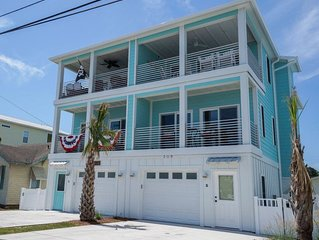 Amazing location, easy beach access and close to everything