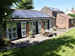 Delightful Granary Barn Conversion In The Quantock Hills