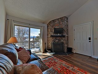 Cozy Meadowridge Condo, Steps From Clubhouse