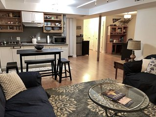 Annapolis/Eastport Private Beautiful Apt- < 1 Mile Walk To Downtown
