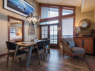 Squaw Valley Village 2BR Luxury Condo With Squaw Mountain Views