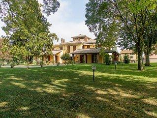 Villa in Parma con piscina privata e tennis - Tenuta Mariano