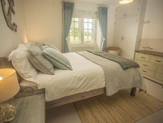 5 Bedroomed Mill House with Lake recently refurbished sleeps 10