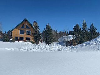 Yellowstone Summer & Winter Vacation Home in West Yellowstone!