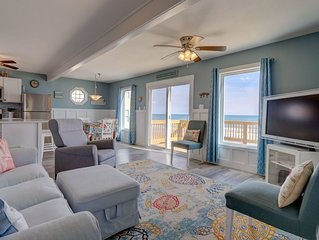SEA CHARM *SPECTACULAR views everywhere*Perfect Reviews*Linens provided*NO PETS
