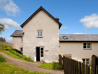 3-bedroom dog friendly cottage sleeping up to 6 situated in the heart of Exmoor