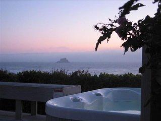 Elegant Oceanfront Home