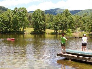 Agri-Tourism Rental in Greater Asheville North Carolina Area