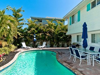 Fall Vacation Sale!!! Prices Reduced! Gone Coastal: Beautiful Family & Pet-Frien