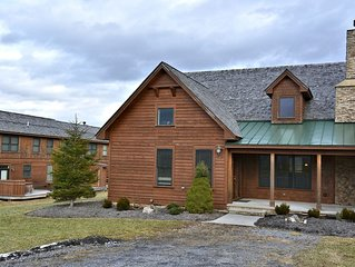 White Aspen spells luxury in the heart of Canaan Valley!