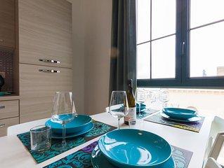 Appartamento Nuovo e Luminoso sul Porto di Trapani