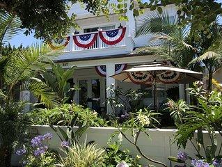 Bright, Beautiful Beach Hale, New, Coronado Village Home