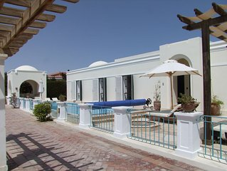 Villa Romana, El Gouna - Italian Style Luxury Villa, Heated pool, Free Wifi