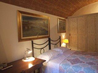 Ferienwohnung in Pisa,4 Geh Minuten zu den Turm,Parkplatz,bis 5 Pers