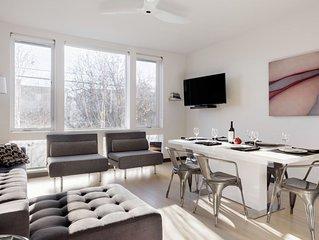 Ballard's Bright Birch House *Panoramic Mt. Views *3 BR/2.5BTH *Modern Living *