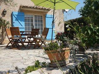 Charmant studio a 50 metres de la plage , aux portes de Saint Tropez