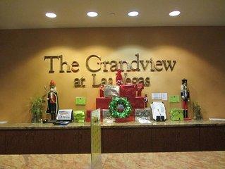 Las Vegas Grandview 1BR Suite Sleeps 4 (Next To South Point Casino)
