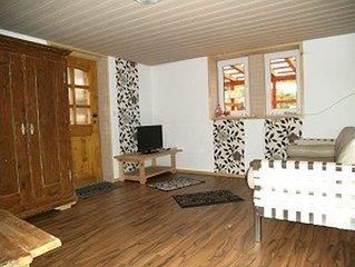 Ferienwohnung mit 70 qm, 2 Schlafzimmer, für maximal 4 Personen