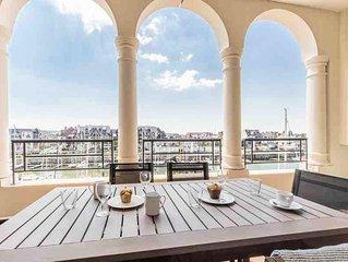 Residence Pierre & Vacances Premium La Presqu'Ile de la Touques***** - Apparteme