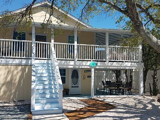 Nestled between the BEACH & BANKS CHANNEL- walk to PIER, RESTAURANTS & GROCERY!