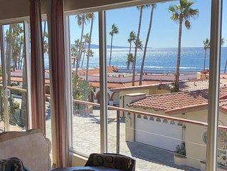 Las Gaviotas Magic! 2 bed, 2 bath + den - Romantic - Wi-Fi - Views!