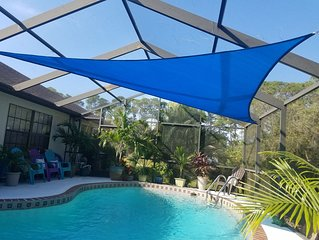 Paradise in Port Charlotte with Heated Pool