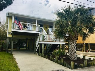 Tranquil Wrightsville Beach Cottage 200 Yds from the Sand!!!