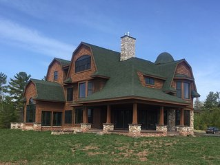 The Fitzgerald Manor BnB is Your Northwoods Destination !