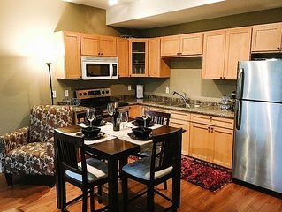 Two bedroom family friendly suite minutes from 3 beaches and multiple wineries!