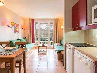 Résidence Pierre & Vacances Le Hameau du Lac*** - Appartement 2 pièces 4/5 perso