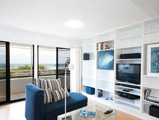 Sun, Surf, Ocean Views - Relaxed family 3 levels with ocean views from two.