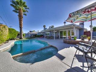 Vintage Gem - Walk to Strip Spacious 3BR w/pool
