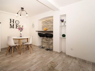 Apartament near sea in Croatia