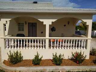Comfort Villa,North Caicos, including SUV and Welcome breakfast items